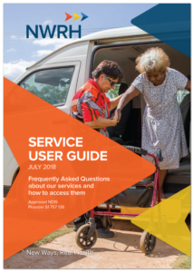 Cover Image for the NWRH Services User Guide